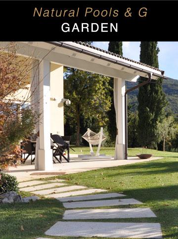 Realizzazione giardini naturali, originali e creativi