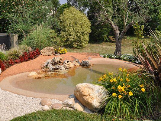 Construcción y diseño de piscinas naturales – Sorgiva Piscinas